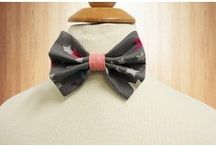 Accessories for Boys - Bows / Styling a simple shirt just takes the addition of a bow. Different styles and different prints to make your little gentleman look dapper. Shop for bows and many other acesssories on the Brown Bows website. http://www.brownbows.com/accessories.html