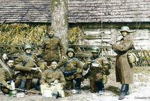 Magyar katonák