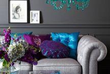 colorful house stuff :) / by Bonnie Maynard