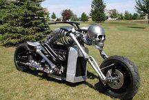 趣味バイク