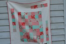 Charm Pack Quilts / by Karen Dismore Sprunger
