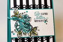 Stampin' Up Petal Palette