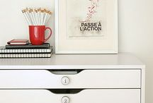h o m e  //  craft + office / by Saxon {Let's Drink Coffee, Darling}