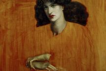 Dante Gabriel Rossetti / British artist, poet and translator (1828-1882)