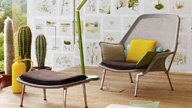 At your home / Vitra furniture and accessories for the home.