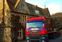 The Cotswolds / Images of the Cotswold's Area of Outstanding Natural Beauty