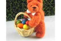 Puppenmanufaktur erna-meyer - Miniatur-Bären