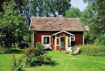 Olika hus / Hus för äldreboende