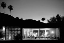 Mid Century House ideas / Mid Century Modern Architecture (think The Incredibles)