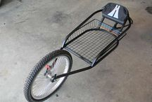 Bike trailer & ideas
