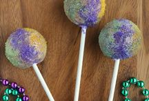 Mardi Gras Food / fun food for Mardi Gras parties / by Hungry Happenings holiday recipes and party food