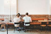 TD:  Cafe, etc