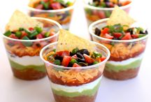 Dips / party foods