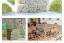 Handmade body products