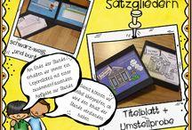 Satzglieder Deutsch