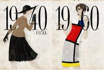 Fashion chapters in time space