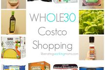 Costco shopping / by Misty Meador
