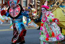 Mummers / by Karen Marteney Askren