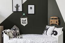 Harvey's room