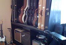 muebles guitarra