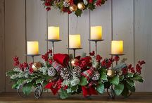Christimas Home Decorating / by Linda Diedrich