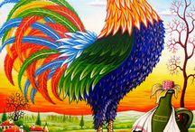 Balkan naive art