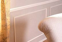 Mitered picture frame molding