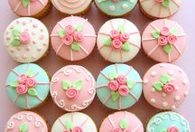 Sweets, Cookies, Cakes & Cupcakes / Everything I can find about good recipes, nice styles, decorating tricks ...