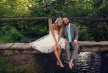Wedding of my dreams / Wedding, Great Smoky Mountains National Park, Cataloochee, mint and gold, vintage, southern.