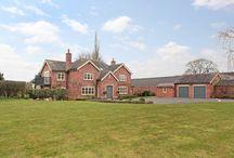 Marton Farm House, Marton, Cheshire / Property for sale in Cheshire