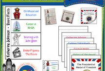 Black History Month - Interactive Foldables