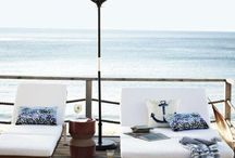 My Beach House / This is the ultimate way I would design and furnish my beach house. / by Jan Finn