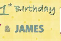 Banners / personalised banners for all occasions. Birthdays, Anniversary, Announcements