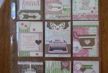 Pocket Letters / Cards