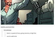 Marvel's Science Bros