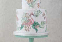 Cake Inspiration / Cake, Art, Cakes, Motivtorten