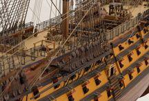 Ship models
