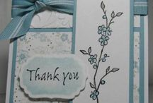 Cards- Thank you / by Dana Banana