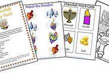 Hanukkah / by Sierra @ H is for Homeschooling