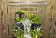 mini záhrady-svetíky