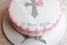 Confirmation Cakes for Girls