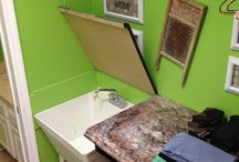 Home: Laundry/mud room