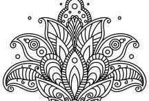 Mandalas y geometricos