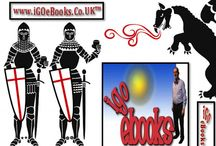 iGO eBooks® } St George's Day eStore / Please link to us - visit our webpage at : http://bit.ly/2izSjz3  © iGO eBooks®