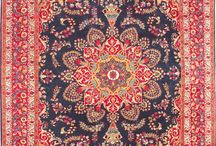 Persian and other rugs / carpets / Featuring mainly Persian or Persian style rugs and other rugs / carpets