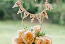 wedding cake!