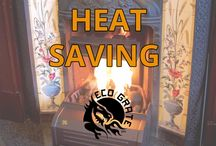 heat saving / Eco Grate a heat saving eco product available at ecograte.ie