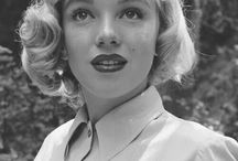 Miss Marilyn Monroe  / by Vanna Whiite