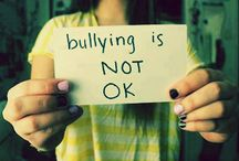Bullying  / Bullying is never ok! / by Marcia C.