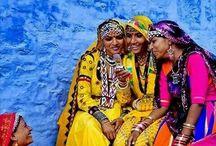 kolor kobiety